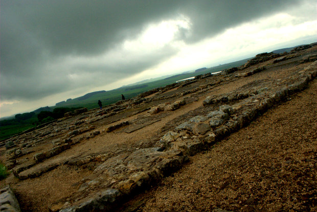 Housesteads Roman Fort, Northumberland